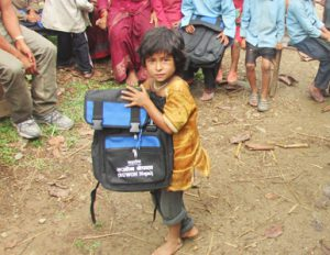 Educational Support for needy girls